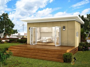 Granny Flats Studio 1 Bedroom Designs Granny Flats