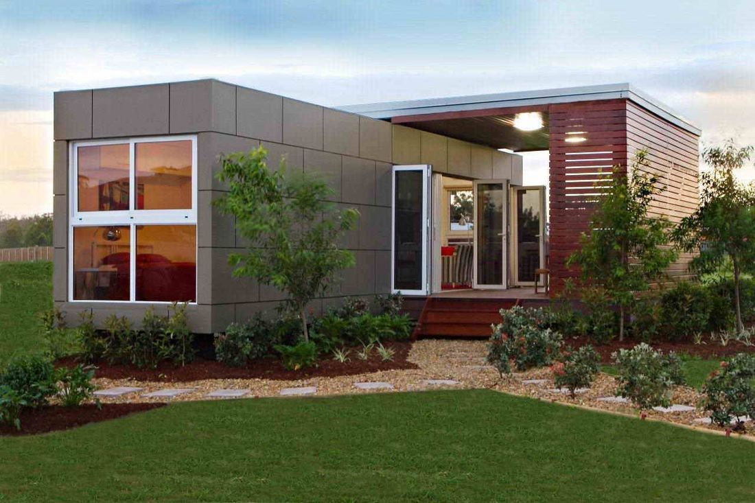 Affordable Granny flats and prefabricated modular homes